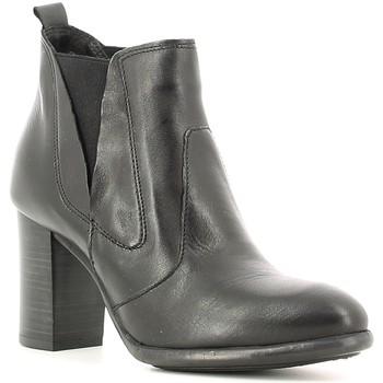 Schuhe Damen Boots Café Noir NHG112 Schwarz