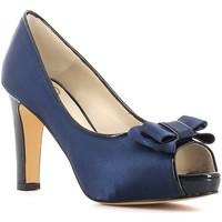 Schuhe Damen Pumps Grace Shoes 834 Blau