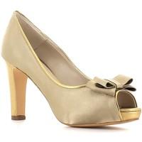 Schuhe Damen Pumps Grace Shoes 834 Gold