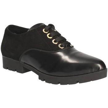 Schuhe Damen Derby-Schuhe Byblos Blu 6MBS41 Schwarz