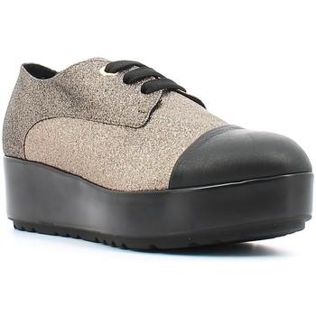 Schuhe Damen Derby-Schuhe Byblos Blu 6MBSMA Schwarz