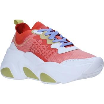 Schuhe Damen Sneaker Low Apepazza S0SUPEREASY01/MIX Orange