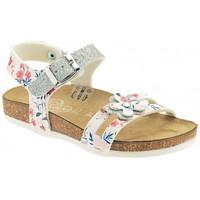 Schuhe Mädchen Sandalen / Sandaletten Nobrand ART 257A007S/R sandale Multicolor