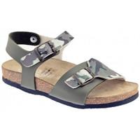 Schuhe Kinder Sandalen / Sandaletten Nobrand ART 257A066S/R sandale Multicolor