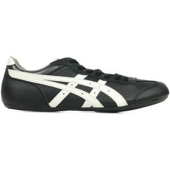 Schuhe Herren Sneaker Low Onitsuka Tiger Whizzer Lo Perf Schwarz