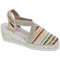 Schuhe Damen Pumps Toni Pons Terra-Ma Multicolor