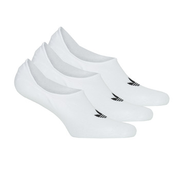 Unterwäsche Söckchen adidas Originals LOW CUT SOCK X3 Weiss