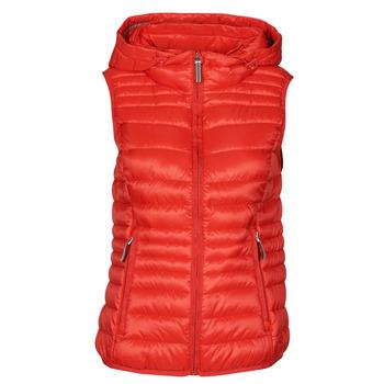 Kleidung Damen Daunenjacken Esprit LEMARA Rot
