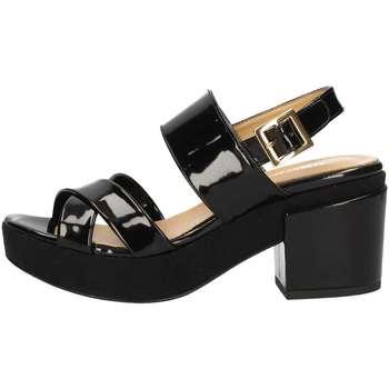Schuhe Damen Sandalen / Sandaletten Bottega Lotti 9981 SCHWARZ