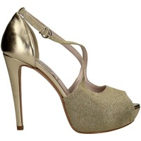 Schuhe Damen Sandalen / Sandaletten Bottega Lotti 725SI002 GOLD