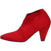 Schuhe Damen Ankle Boots Bottega Lotti 2738 BORDEAUX