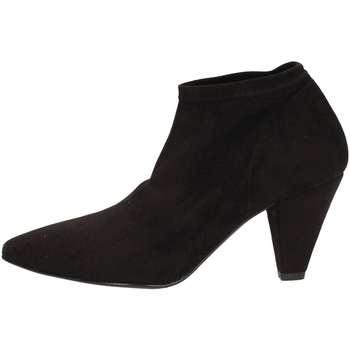 Schuhe Damen Ankle Boots Bottega Lotti 2738 SCHWARZ