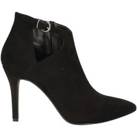 Schuhe Damen Ankle Boots Bottega Lotti 2193 SCHWARZ