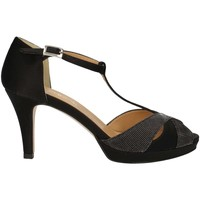 Schuhe Damen Sandalen / Sandaletten Bottega Lotti 1827 SCHWARZ