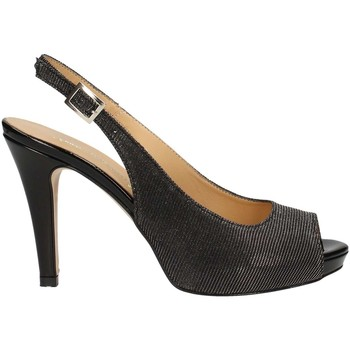 Schuhe Damen Sandalen / Sandaletten Bottega Lotti 1801 SCHWARZ