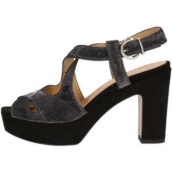 Schuhe Damen Sandalen / Sandaletten Bottega Lotti 1701 SCHWARZ