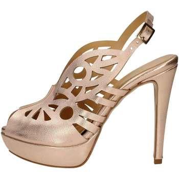 Schuhe Damen Sandalen / Sandaletten Bottega Lotti 1581 NACKT