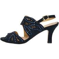 Schuhe Damen Sandalen / Sandaletten Bottega Lotti 1294 BLAU