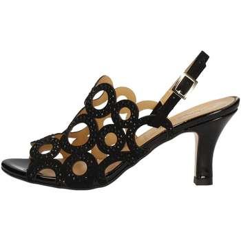 Schuhe Damen Sandalen / Sandaletten Bottega Lotti 1291 SCHWARZ
