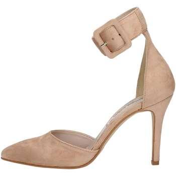 Schuhe Damen Pumps Bottega Lotti 038004 NACKT