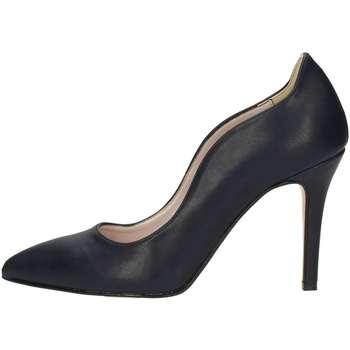 Schuhe Damen Pumps Bottega Lotti 038002 BLAU