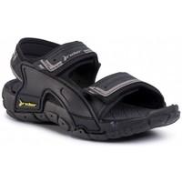 Schuhe Kinder Sandalen / Sandaletten Rider TENDER XI KIDS 82817 Schwarz