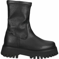 Schuhe Damen Klassische Stiefel Bronx Stiefel Schwarz