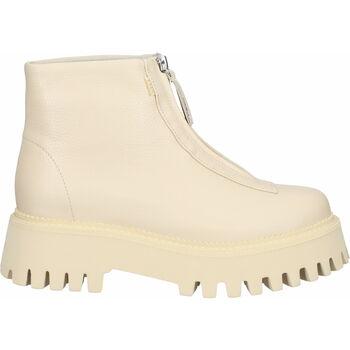 Schuhe Damen Boots Bronx Stiefelette Camel