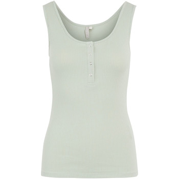 Kleidung Damen Tops Pieces 17101438 Verde