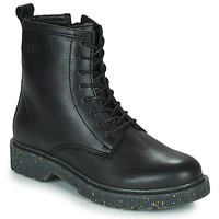 Schuhe Damen Boots Dream in Green PARBOL Schwarz