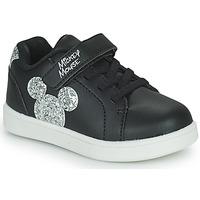 Schuhe Kinder Sneaker Low Disney MICKEY Schwarz