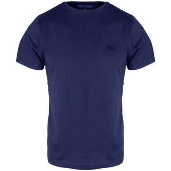 Kleidung Herren T-Shirts Coveri TSE21 PONZA Blu