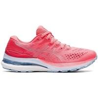 Schuhe Damen Laufschuhe Asics Gel Kayano 28 Rosa