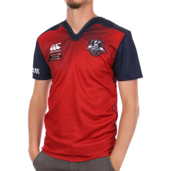Kleidung Herren T-Shirts Canterbury B13904 Rot