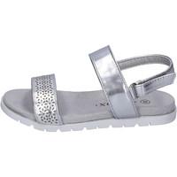 Schuhe Mädchen Sandalen / Sandaletten Sprox BH352 Silber