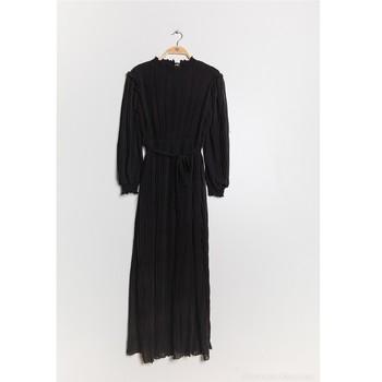Kleidung Damen Maxikleider Fashion brands 9805-2-0-NOIR Schwarz
