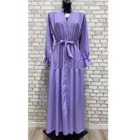 Kleidung Damen Maxikleider Fashion brands 2155-LILAS Violett