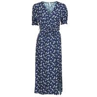 Kleidung Damen Kurze Kleider Fashion brands 11118-BLEU Marine