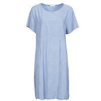 Kleidung Damen Kurze Kleider Fashion brands 2198Z-BLEU Kaki