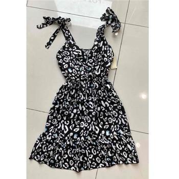 Kleidung Damen Kurze Kleider Fashion brands 5165-NOIR Schwarz