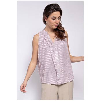 Kleidung Damen Tops / Blusen Fashion brands TP25-PINK Rose