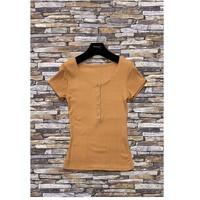 Kleidung Damen Tops / Blusen Fashion brands HS-2863-BROWN Braun