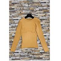 Kleidung Damen Tops / Blusen Fashion brands HD-2813-N-BROWN Braun