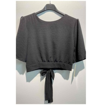 Kleidung Damen Tops / Blusen Fashion brands 5172-BLACK Schwarz
