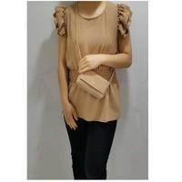 Kleidung Damen Tops / Blusen Fashion brands 3101-CAMEL Camel