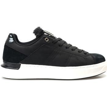 Schuhe Damen Sneaker Low Colmar  Schwarz