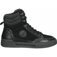 Schuhe Damen Sneaker High Bugatti Sneaker Schwarz