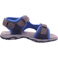 Schuhe Jungen Sportliche Sandalen Pep Step - 116130300 grey-navy-royal-lime