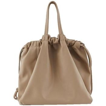 Taschen Damen Handtasche Pieces  Beige