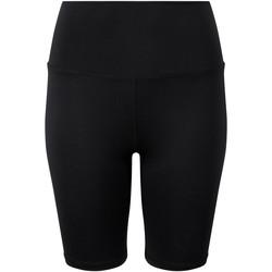 Kleidung Damen Shorts / Bermudas Tridri TR046 Schwarz